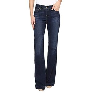 Awesome 7 For All Mankind Dojo Trouser Jeans!!